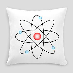 Atomic Everyday Pillow