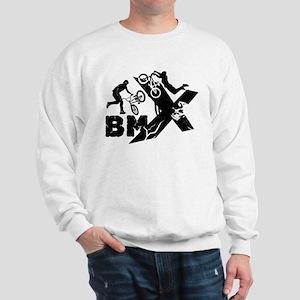 BMX Rider Sweatshirt