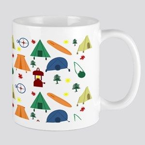 Camping Outdoors Mugs