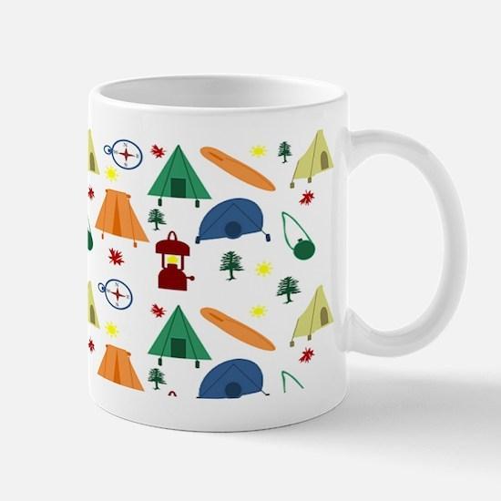 Camping Outdoors Mugs