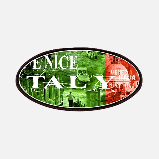 VENICE ITALY CANALS Patch