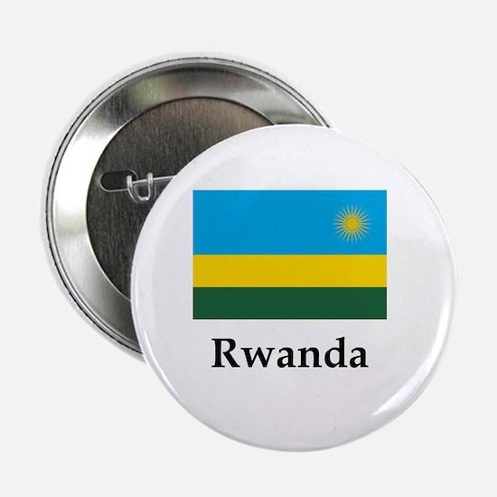 "Rwanda Flag 2.25"" Button"