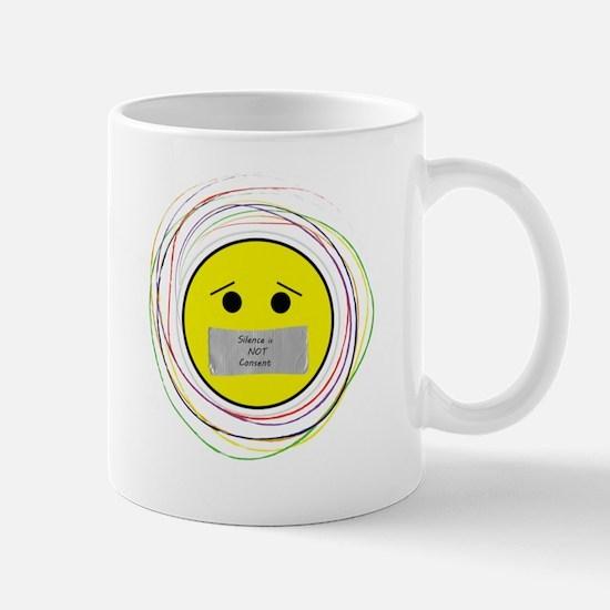 Cute Sexual assault awareness Mug