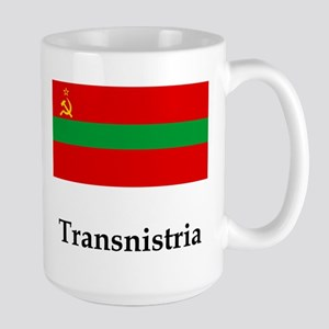 Transnistria Flag Large Mug