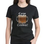 Seize the Beer! Women's Dark T-Shirt