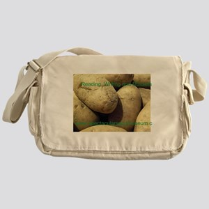 Reading, Writing and Russets Messenger Bag