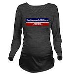 BUSHMESW Long Sleeve Maternity T-Shirt