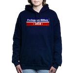 BUSHMESW Women's Hooded Sweatshirt