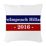 BUSHMESW Woven Throw Pillow