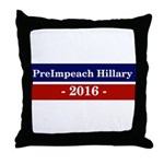 BUSHMESW Throw Pillow