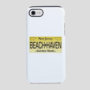 Beach Haven NJ Tag Giftware iPhone 8/7 Tough Case