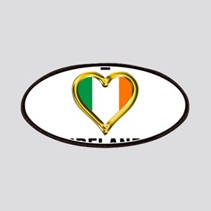 I HEART IRELAND Patch