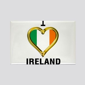 I HEART IRELAND Magnets
