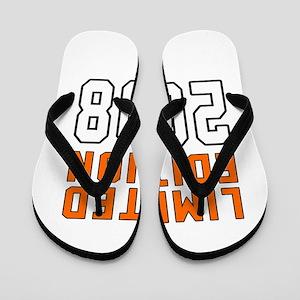 Limited Edition 2008 Flip Flops