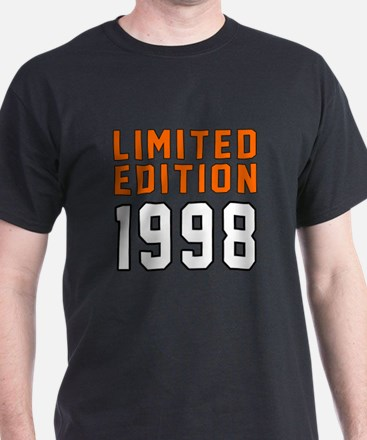 Limited Edition 1998 T-Shirt