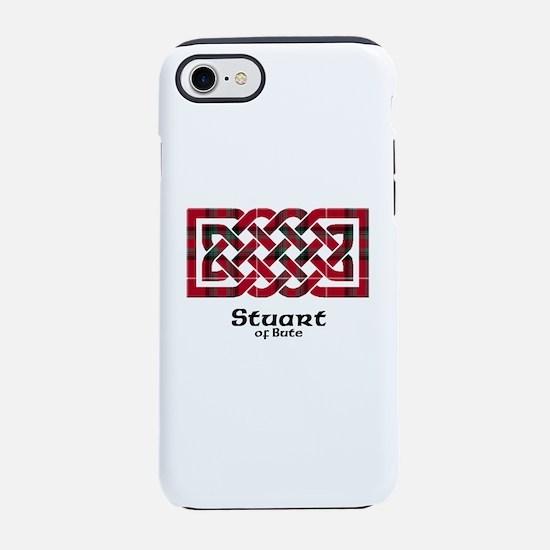 Knot-StuartBute iPhone 8/7 Tough Case