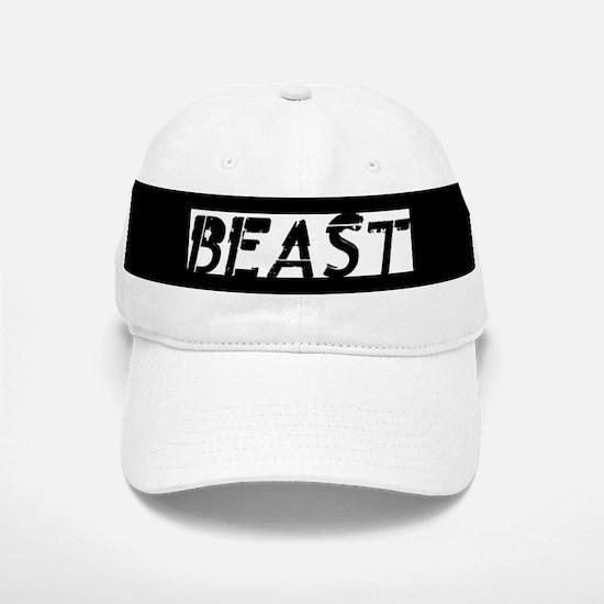 Beast Baseball Baseball Cap