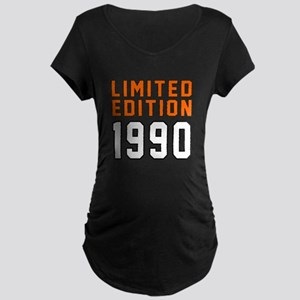 Limited Edition 1990 Maternity Dark T-Shirt