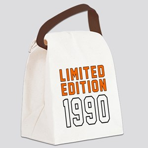 Limited Edition 1990 Canvas Lunch Bag