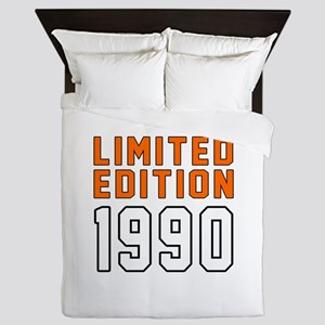 Limited Edition 1990 Queen Duvet