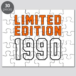 Limited Edition 1990 Puzzle
