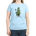 WTD: 3 of 4 Character Series Women's Light T-Shirt