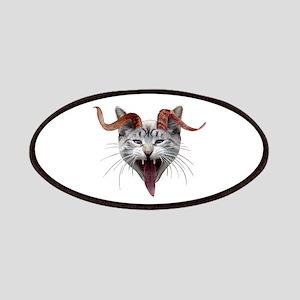 Krampus Cat Patch