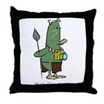 WTD: 3 of 4 Character Series Throw Pillow
