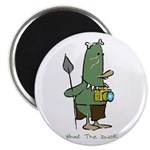 WTD: 3 of 4 Character Series Magnet