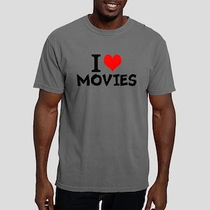 I Love Movies T-Shirt
