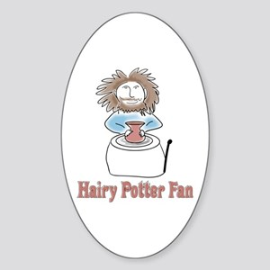 hairypottercolor Sticker