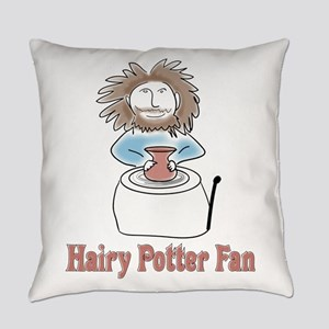 hairypottercolor Everyday Pillow