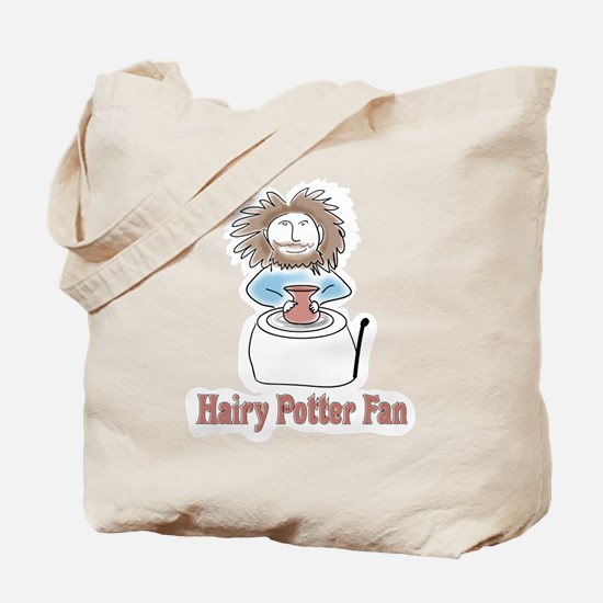 hairypottercolor.png Tote Bag