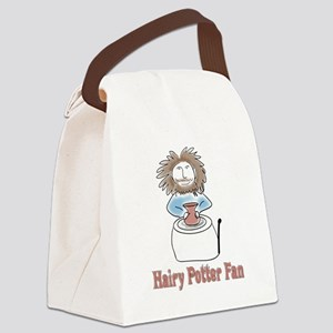 hairypottercolor Canvas Lunch Bag