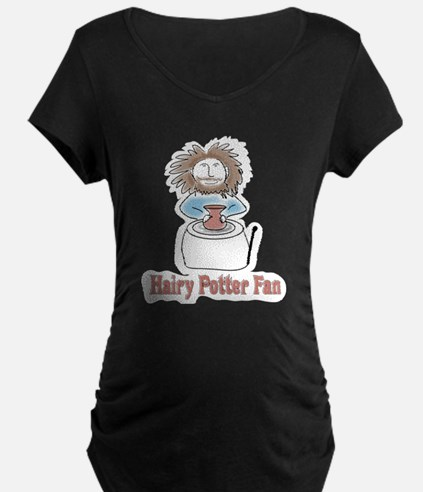 hairypottercolor.png Maternity T-Shirt
