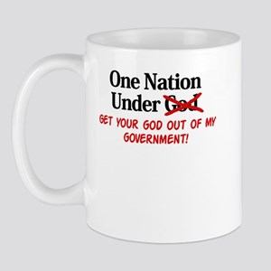 Separation of Church and Stat Mug
