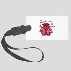 ME MONSTER Luggage Tag