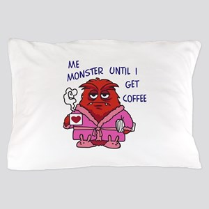 ME MONSTER Pillow Case
