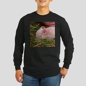 Sleeping Baby Long Sleeve T-Shirt
