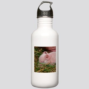 Sleeping Baby Stainless Water Bottle 1.0L
