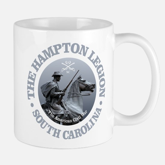The Hampton Legion Mugs