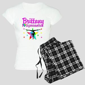 GREATEST GYMNAST Women's Light Pajamas