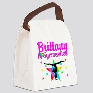 GREATEST GYMNAST Canvas Lunch Bag