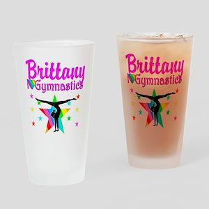 GREATEST GYMNAST Drinking Glass