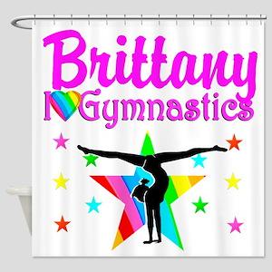 GREATEST GYMNAST Shower Curtain