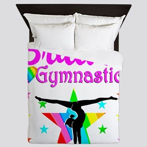 GREATEST GYMNAST Queen Duvet