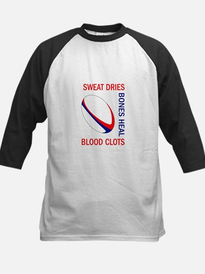 BLOOD CLOTS BONES HEAL Baseball Jersey