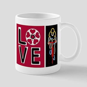 BIKE LOVE Mugs