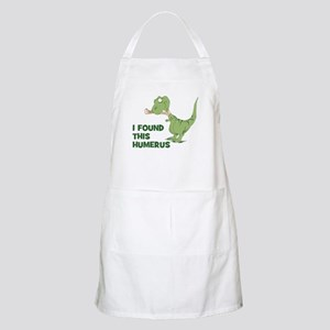 Cartoon Dinosaur Apron