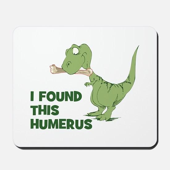 Cartoon Dinosaur Mousepad